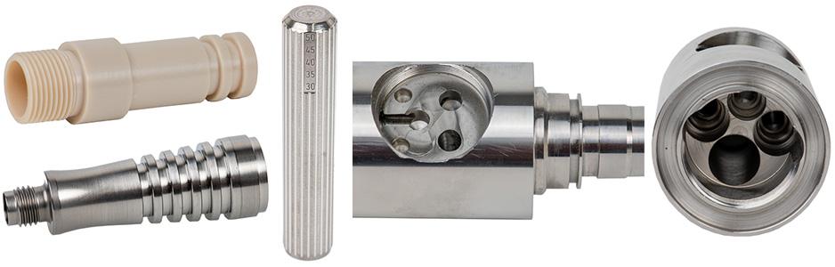 Medical & Dental Precision Component Parts